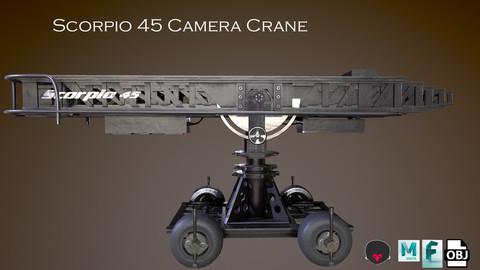 Scorpio 45 Camera Crane