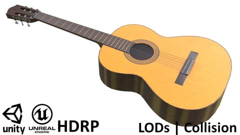 Game-ready Classical Guitar