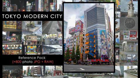 Ref Pack - Tokyo Modern City