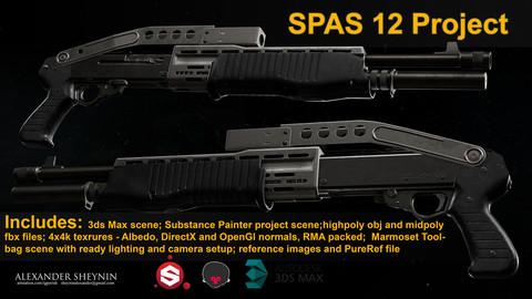 SPAS12 project