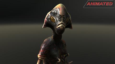 Fantasy character 03--Medusa+Embrio