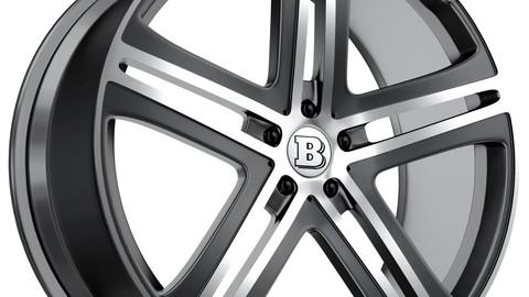 Brabus Monoblock G Platinum Edition