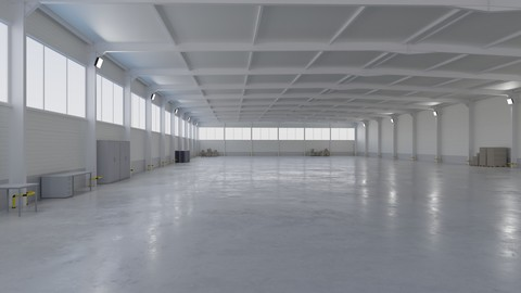 Warehouse Interior 5