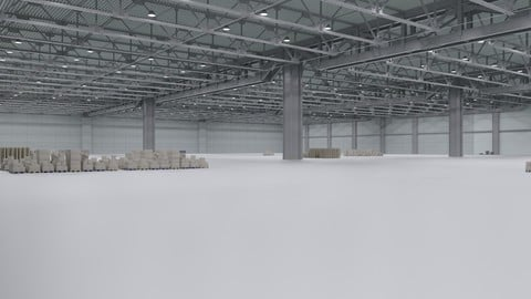Warehouse Interior 3
