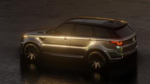 2016 Custom Land Rover Range Rover Sport