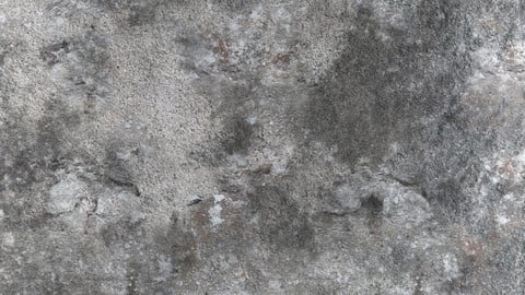 PBR Damaged Concrete 22