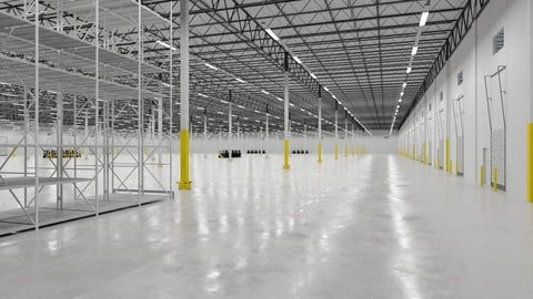 Warehouse Interior 10