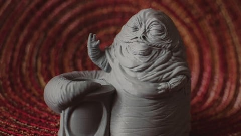 Jabba the Hutt - Pen Holder
