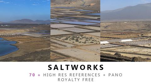 SALTWORKS Texture PACK