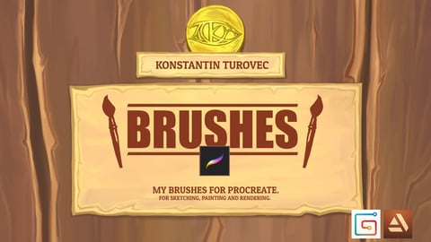Brushes for Procreate