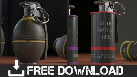 Free Grenades