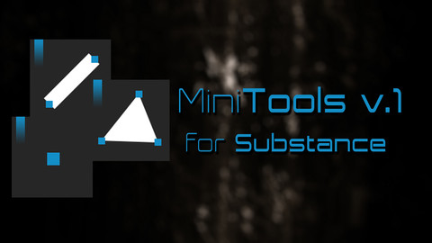 MiniTools for Substance vol.1