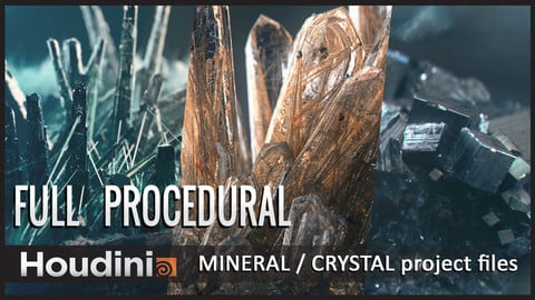 MINERAL / CRYSTAL STUDIES PROJECT FILES
