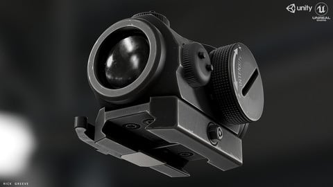 Aimpoint Red Dot
