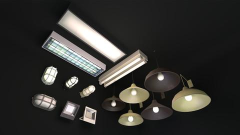 Commercial Light Fixtures