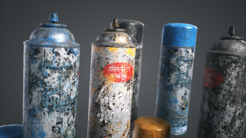 Paint Spray Pack
