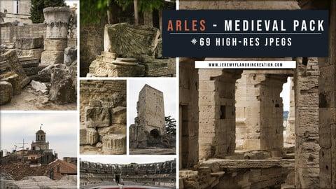 ARLES - MEDIEVAL - PHOTO PACK