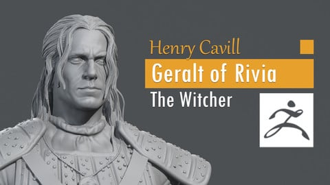 Henry Cavill - Geralt of Rivia - The witcher