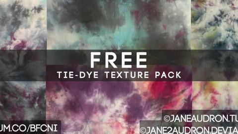 Tie Dye Texture Pack