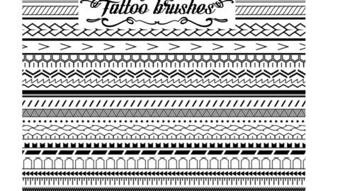 Tattoo Brushes 1