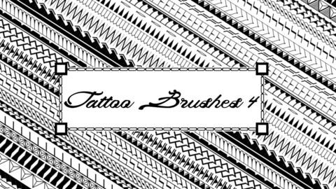 Tattoo Brushes 4