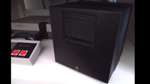 NeXT Cube Raspberry Pi Case (Free)