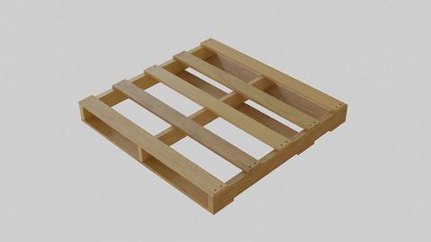 New WoodenPallet