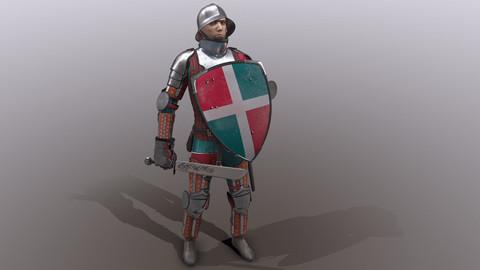 TAB Medieval Knight - 5