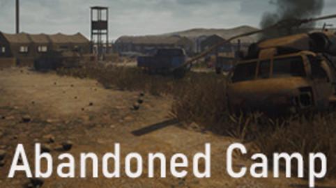Abandoned Camp - Unreal Engine
