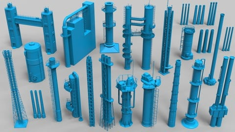 Factory Tubes - 24 pieces