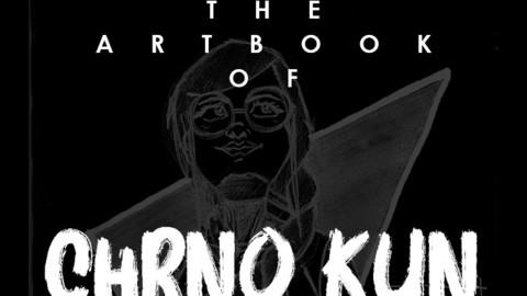 THE ARTBOOK OF CHRNO_KUN | SKETCHBOOKS VOL. 1