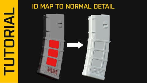 Make Normal Details form ID Map Files