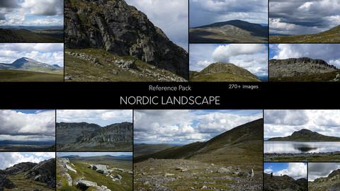 Nordic Landscape - Reference Pack