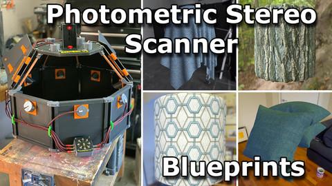Scanning Reality Box (SRB-1) Blueprints