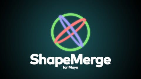 [RIGGING] ShapeMerge for Autodesk Maya