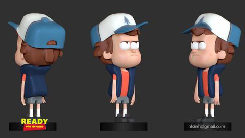 Dipper Gravity Falls