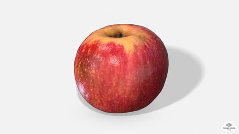 Fruit Apple - Photoscanned PBR