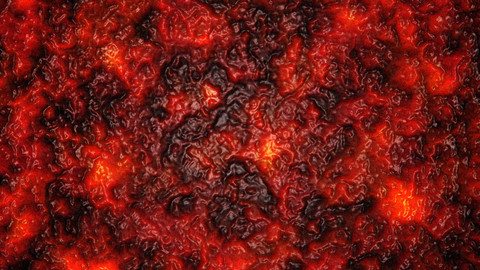 Lava & Magma Texture Stock