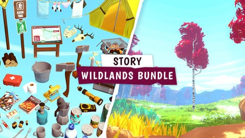 STORY - Wildlands Bundle
