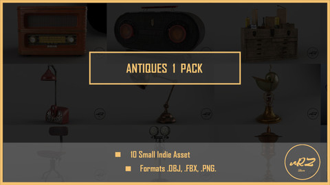 Antiques 1 PACK