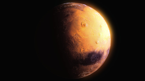 MARS PLANET ultra quality