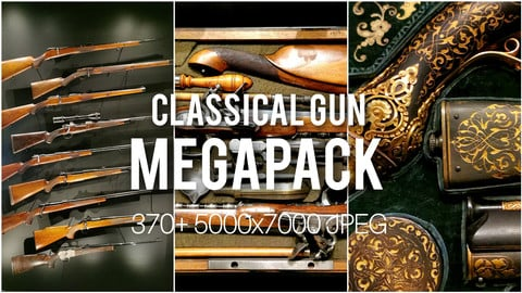 Classical Guns References MEGAPACK
