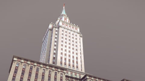 MSK Hotel Leningradskaya