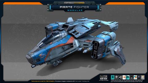SF - Modular Pirate Fighter