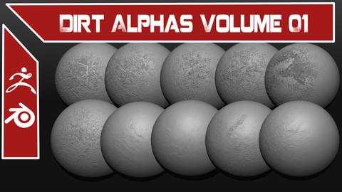 Dirt Alphas Volume 01