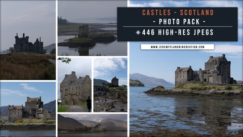 CASTELS / SCOTLAND - PHOTOPACK
