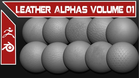 Leather Alphas Volume 01