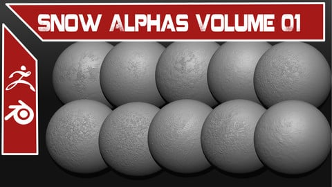 Snow Alphas Volume 01