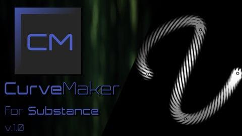 Curve Maker for Substance v1.0