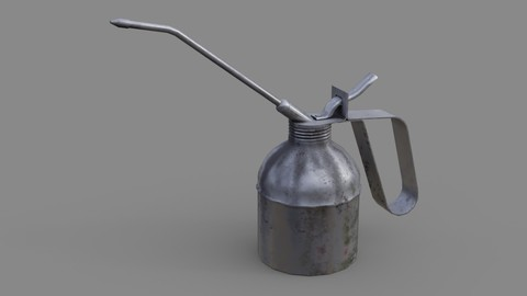 Oil Can 2B